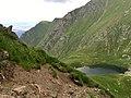 Un-named lake in Fagaras Mountains.jpg