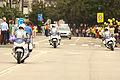 Un motorista de la Guardia Civil y dos de la Policía Local de Vigo (15216063581).jpg