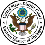 United States District Court for the Eastern District of Michigan seal.png