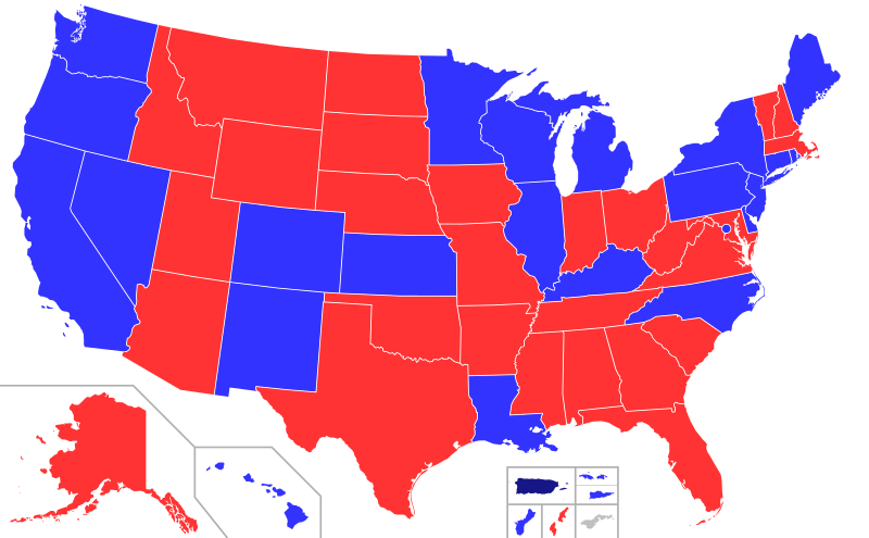 File:United States Governors map.svg