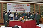 United States and Vietnam Sign Memorandum of Intent to Begin Dioxin Remediation at Bien Hoa (39820199222).jpg
