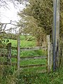 Unmarked footpath - geograph.org.uk - 281078.jpg