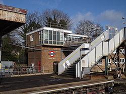 Upminster station, February 2015 i03.JPG