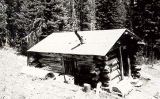 Upper Granite Canyon Patrol Cabin United States historic place
