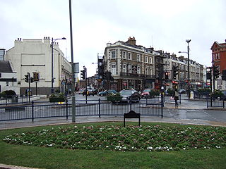 Crystal Palace, London Residential area in London, United Kingdom