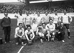 0a18e202a938 The Uruguay national football team that won the 1928 Olympic tournament