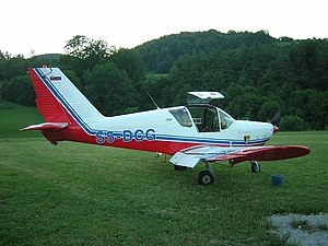 UTVA 75 - Slovenian Air Force Utva 75