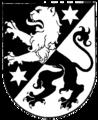 Västergötlands vapen, Nordisk familjebok.png