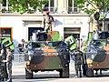 Véhicule de l'Avant Blindé, VAB 4x4, army licence registration 6833 0281 photo-1.JPG