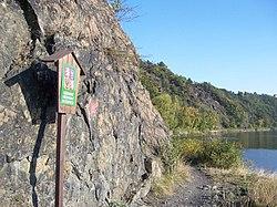 Větrušice, Národní přírodní rezervace Větrušické rokle.jpg