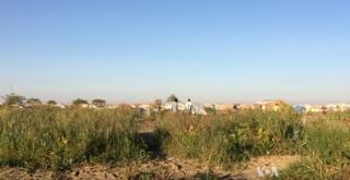 Bentiu City in Unity State, South Sudan