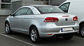 VW Eos 1.4 TSI BlueMotion Technology (Facelift) – Heckansicht, 26. Mai 2011, Velbert.jpg