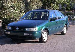 1996 Passat TDI sedan