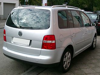Volkswagen Touran - Pre-facelift Volkswagen Touran