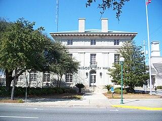 Valdosta, Georgia City in Georgia, United States