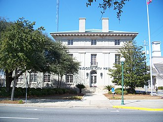 Valdosta, Georgia - Valdosta City Hall