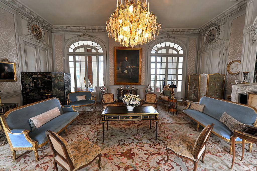 Valencay - Le Château - Interior 03.jpg