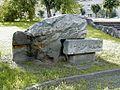 Valkas un Valgas dibināšanas piemiņas akmens 2000-08-05 - panoramio.jpg