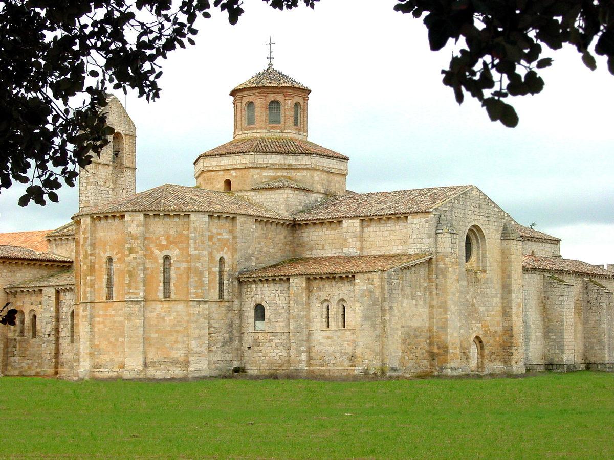 Resultado de imagen de monasterio cisterciense  espadaña