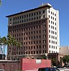 Valley National Bank building (Tucson) from SW 1.JPG