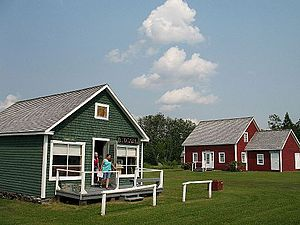National Register of Historic Places listings in Aroostook County, Maine