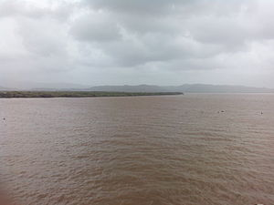 Vasai Creek - Image: Vasai Creek Mumbai