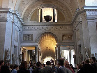 Vatican Museum archway.jpg