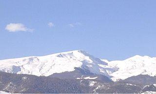 Monte Gorzano italian summit