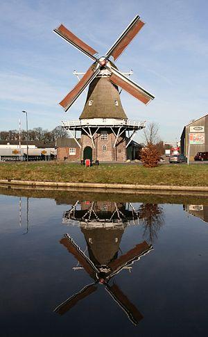Veenoord - Windmill ''Nooitgedacht''