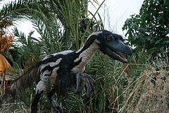 Velociraptor-by-Salvatore-Rabito-Alcón