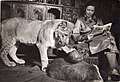 Vera Chaplina with Kinuli.jpg