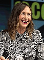 Farmiga at the San Diego Comic-Con in July 2018