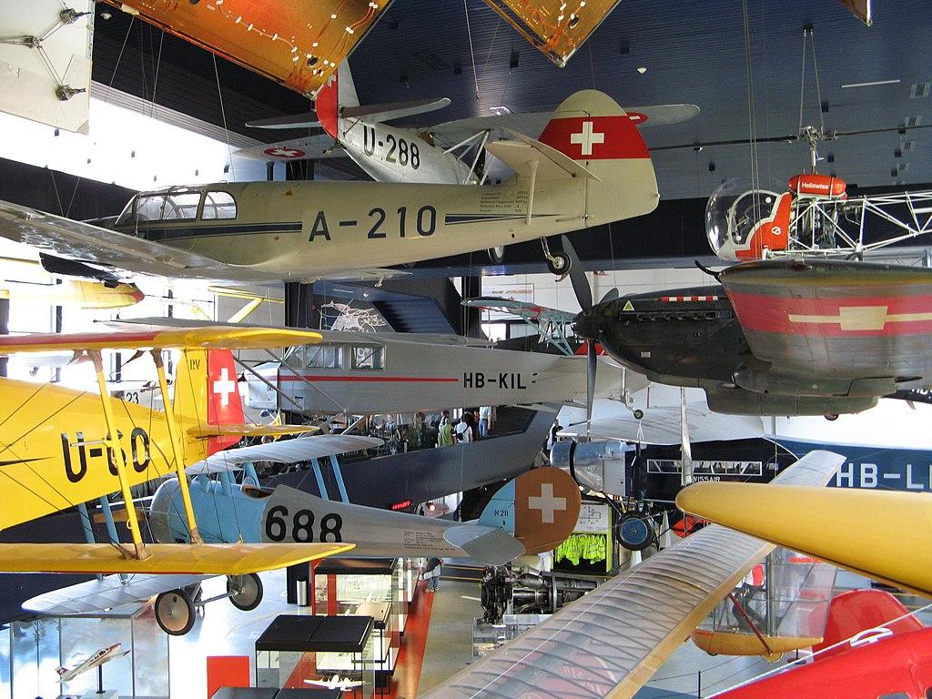 Swiss Museum of Transport - Virtual Tour
