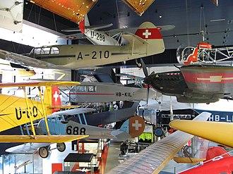 Swiss Museum of Transport - Image: Verkehrshaus 2
