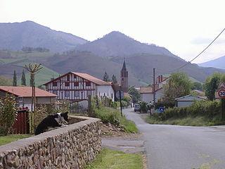 Ossès Commune in Nouvelle-Aquitaine, France