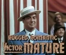 victor mature actor
