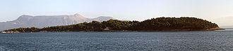 Siege of Corfu (1798–99) - Vido island