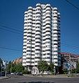 Viery Charužaj street (Minsk, Belarus) — Вуліца Веры Харужай (Мінск, Беларусь) — Улица Веры Хоружей (Минск, Беларусь) - 3.jpg