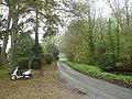 View along Church road - geograph.org.uk - 1576547.jpg