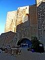 View from North, The Scottish Hostel, Jerusalem, Israel מבט מצפון, האכסניה הסקוטית, ירושלים - panoramio.jpg