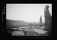 View of Jerusalem from roof of Notre Dame de France LOC matpc.19280.jpg