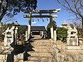 View of Nishikimachi Inari Shrine in Miyako, Miyako, Fukuoka.jpg