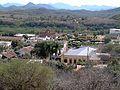 View of San Ignacio from hill - panoramio.jpg