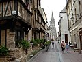 View of side road bayeux centre - panoramio.jpg