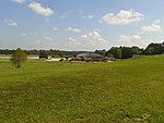 View of the whole site from path, Tuskegee Airmen NHS.jpg