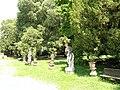 Villa Maldura Grifalconi Bonaccorsi, parco (Pernumia) 02.jpg