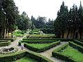 Villa schifanoia, giardino, prima terrazza 04.JPG