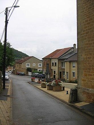 Angecourt - Angecourt village