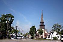 Village of fishkill entrance 2006.jpg
