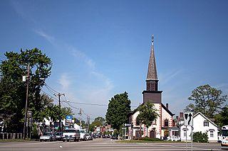 Fishkill, New York Village in New York, United States